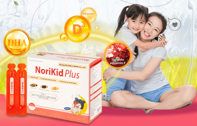 Norikid Plus có tốt không giá bao nhiêu mua ơ đâu chính hãng