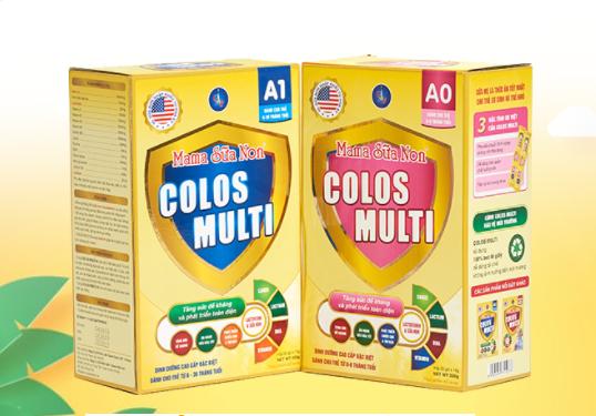 Mama sữa non Colos Multi có tốt không giá bao nhiêu mua ở đâu