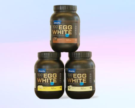 Bột protein Egg White