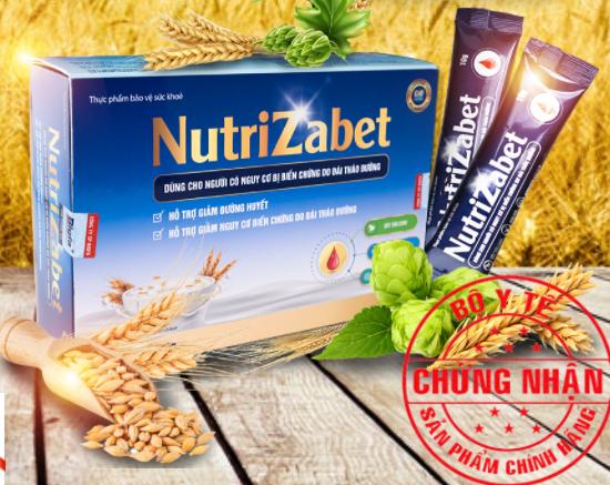 Sữa ngũ cốc Nutrizabet có tốt không giá bao nhiêu mua ở đâu chính hãng
